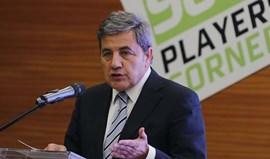 Fernando Gomes enviou condolências a presidente da federação inglesa