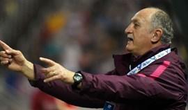Champions asiática: Scolari em vantagem nos oitavos-de-final