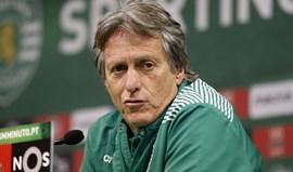 Jorge Jesus absolvido de queixa do Benfica