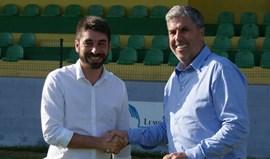 Luís Freire é o novo treinador do Mafra