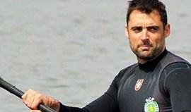 Um campeão... de canoagem para acompanhar Alan Ruiz