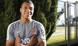 Mbappé atento ao futebol português: «Sei que o Benfica foi campeão»
