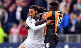 Jogador do Manchester City envolvido em cena de violência