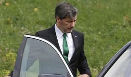 Bruno de Carvalho vai ponderar saída se não for campeão na próxima época