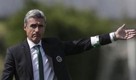 Luís Castro confirma saída de Vila do Conde