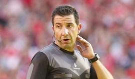 Hugo Miguel explica os dois tipos de comunicação que terá com o vídeo-árbitro