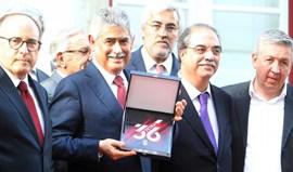 Vieira: «No primeiro dia no Benfica proibiram-me as calças de ganga»