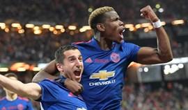 Manchester United vai regressar à Champions três anos depois