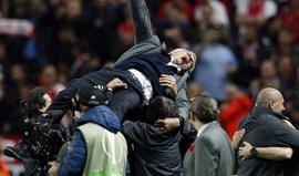 Mourinho já é o quinto treinador mais titulado de sempre na Europa