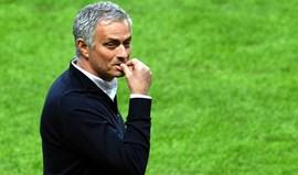 Mourinho: «Bernardo Silva? Penso que não mas nunca se sabe»