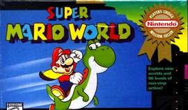 Acabou Super Mario World em 13 minutos (e estava vendado)