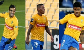 Trio avança após a final do Jamor