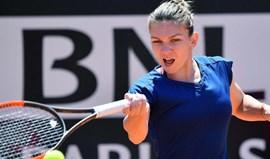 Halep sente-se melhor e deve participar em Roland Garros