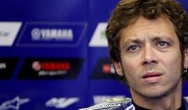 Valentino Rossi já teve alta