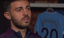 Manchester City confirma Bernardo Silva