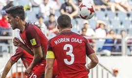 Mundial Sub'20: Portugal-Irão, 0-0 (1.ª parte)
