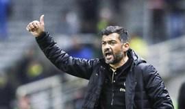 Presidente do Nantes diz que Sérgio Conceição não quer sair