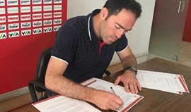 Ricardo Soares confirmado no Aves