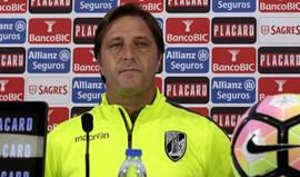 Pedro Martins e a forma de bater o Benfica: entrega, paixão e alma... e controlo emocional