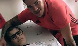 Ederson deu apoio ao filho de Paulo Gonçalves