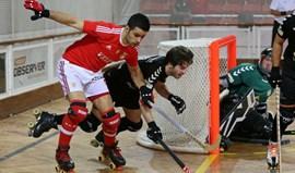 Benfica isola-se no topo da classificação