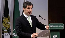 Bruno de Carvalho: «Se pudermos ganhar por 20 não vamos ganhar por cinco»