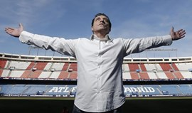 Paulo Futre: «Até sempre Don Vicentini»