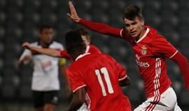 Mão cheia de golos vale ao Benfica vitória fácil frente ao Oeiras (5-1)