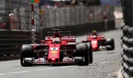GP do Mónaco: Vettel vence em 'dobradinha' Ferrari