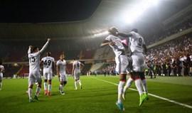 Turquia: Besiktas festeja novo título com goleada