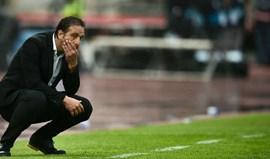 Pedro Martins: «Primeiro golo marcou-nos e o segundo complicou as nossas ideias»