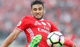 Salvio eleito o homem do jogo na final da Taça de Portugal