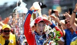 IndyCar: Takuma Sato vence 500 Milhas de Indianápolis