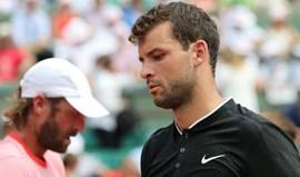 Roland Garros: Dominic Thiem e Grigor Dimitrov avançam para a segunda ronda