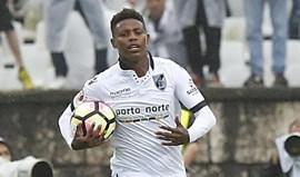 V. Guimarães frente ao Benfica: Zungu não tem medo de águias