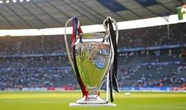 Champions 2017/18: já só faltam 10 equipas na fase de grupos