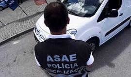Três inspetores da ASAE agredidos por vendedores ambulantes