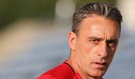 Paulo Bento: «Hoje em dia há mais gente a valorizar o meu trabalho no Sporting»