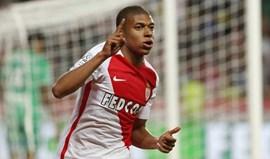 Guardiola rebenta escala por Mbappé: City oferece 130 milhões ao Monaco