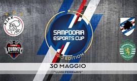 FIFA 17: Sporting participa no Sampdoria eSports Cup