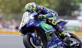 MotoGP: Rossi espera brilhar em 'casa'