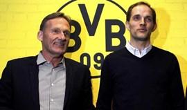 Dortmund anuncia saída de Tuchel por incompatibilidade com o presidente