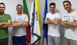 Toni Seromenho continua no comando do Ferreiras