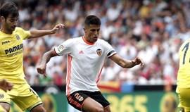 Valencia quer vender João Cancelo neste defeso