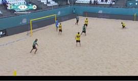 Veja aqui o melhor de futebol de praia do mundo