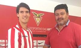 Federico Falcone assina por duas temporadas