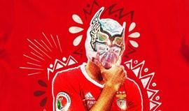 Esta camisola do Benfica já está à venda