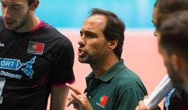 Liga Mundial: Hugo Silva diz que equipa está em crescimento