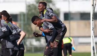 V. Guimarães prepara final da temporada desta forma