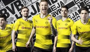 Assim vai vestir o Borussia Dortmund na próxima época